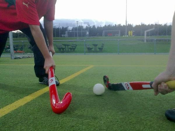 FCK-Hockey macht Spaß
