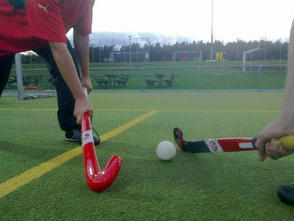 1. FCK Hockey - Zweikampf