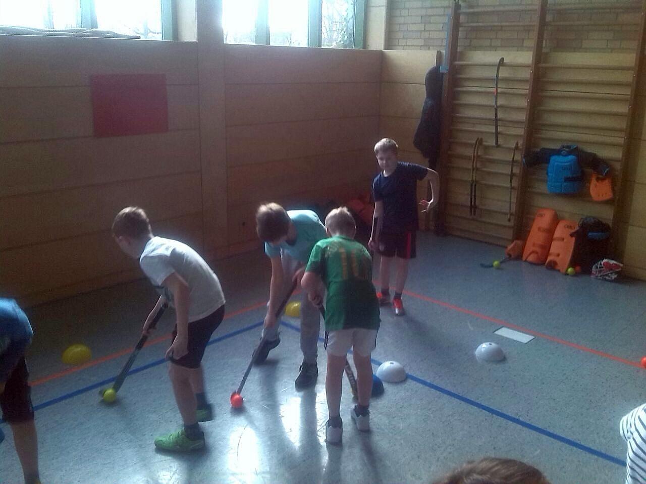 1. FCK - Hockey Aktionstag
