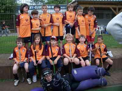 1. FCK - Hockey Knaben C & Mädchen C
