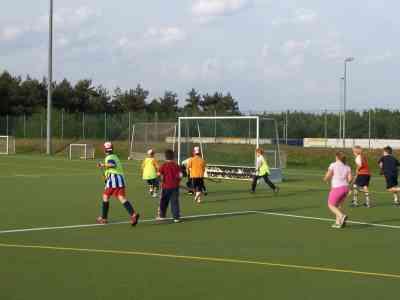 1. FCK - Trainingsspiel