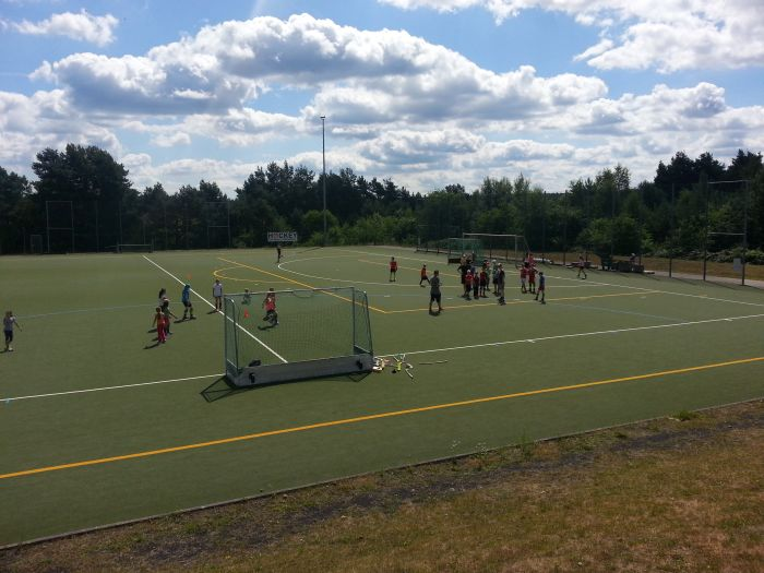 1. FCK Hockey SommerCamp 2015 - Hockey-Training