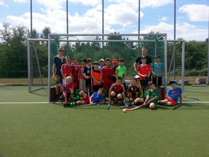 1. FCK Hockey SommerCamp 2015 - Team Phil + Johannes