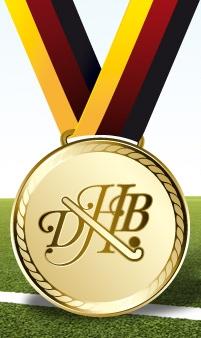 DHB & Hyundai Hockeymedaille