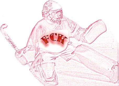 1. FCK Hockey Torwart