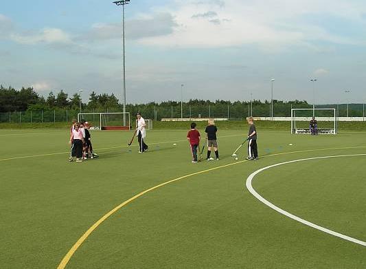 1. FCK Hockey - Training auf dem Fröhnerhof