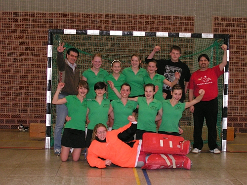 RPS Meister 2009/2010 - Mädchen A Oberliga