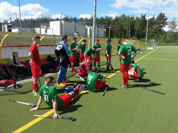 1. FCK Hockey Herren - SG Gruenstadt/FCK