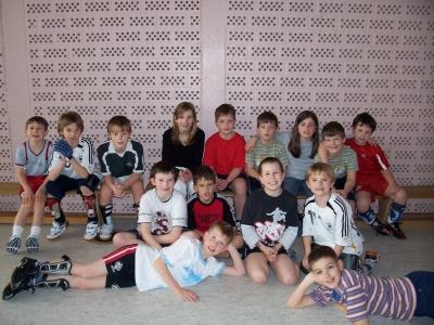 1. FCK - Hockey Torwart