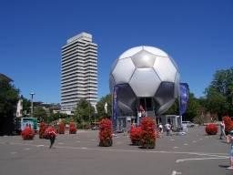 Fußball-Globus - Foto: KLinform